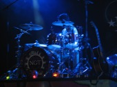 Negative drummer